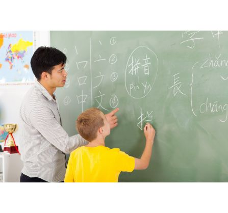 Higher Primary Chinese